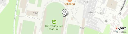 Русичи на карте Орла