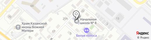 Центр психолого-медико-социального сопровождения г. Орла на карте Орла