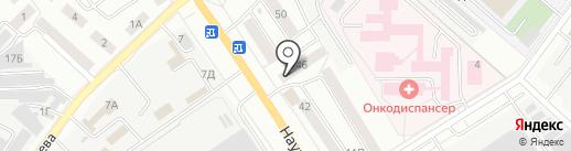 Участковый пункт полиции №5, Советский район на карте Орла