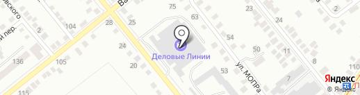 ЭлитТорт на карте Орла