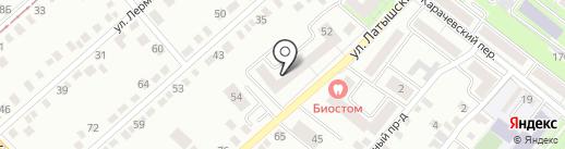 Медведь Иван на карте Орла