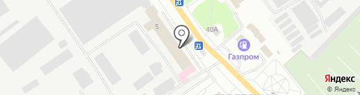 СтальДверь на карте Орла