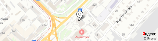 Банк ВТБ 24 на карте Орла
