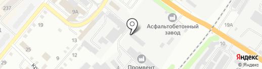 РемонтТеплоСервис на карте Орла