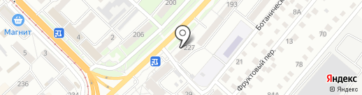 ТМК на карте Орла