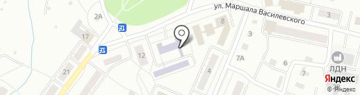 Институт переподготовки и повышения квалификации кадров АПК на карте Сахарово