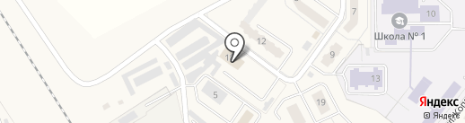 Пожарная часть №63 на карте Воротынска