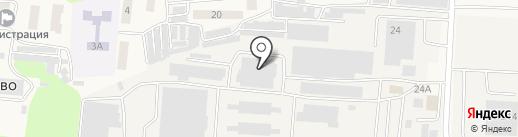 Чешуя на карте Ворошнево