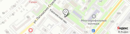 Explorer-Office на карте Орла