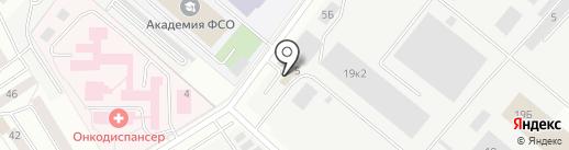 СПЕЦЗАПЧАСТЬ на карте Орла