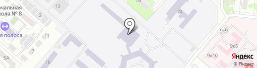Почтовое отделение №34 на карте Орла