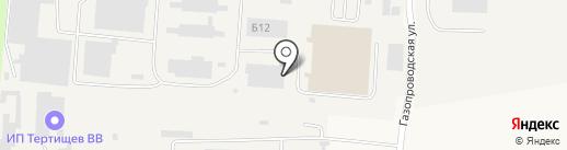 Мастер Холод на карте Ворошнево