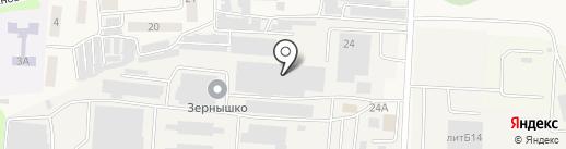 Комбикорм и добавки на карте Ворошнево
