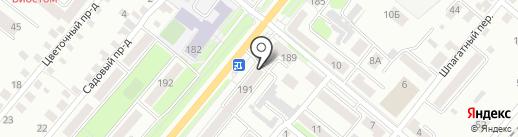 Поплавок на карте Орла