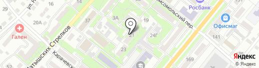 Олимп на карте Орла