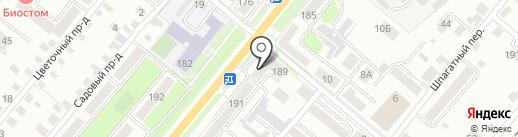 Сантехника на карте Орла
