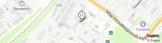 ГородСтрой на карте Орла