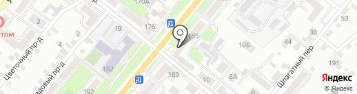 Белорусские колбасы на карте Орла