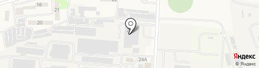 Курск фрут на карте Ворошнево