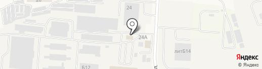 Эконом на карте Ворошнево