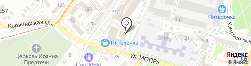 Мебельный магазин на карте Орла