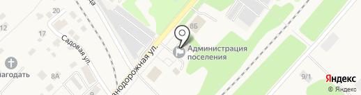 ЗАГС пос. Воротынск на карте Воротынска
