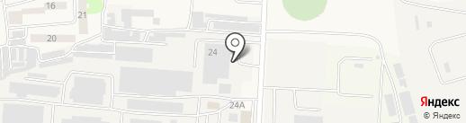 Агро фреш на карте Ворошнево