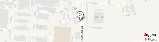 КурскАгроПродукт на карте Ворошнево