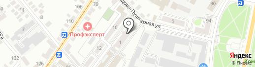 Эксперт Бухгалтер на карте Орла