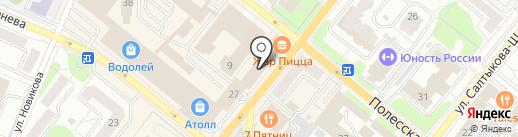 ЗдравСити на карте Орла
