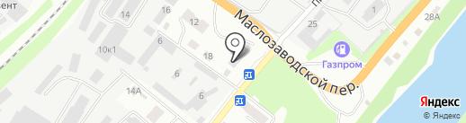 Гигант на карте Орла