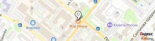 Мафия Фуд на карте Орла