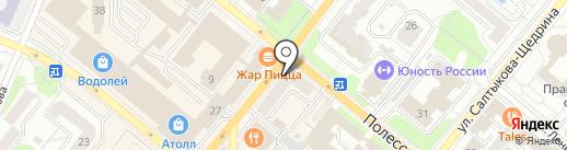 Premium на карте Орла
