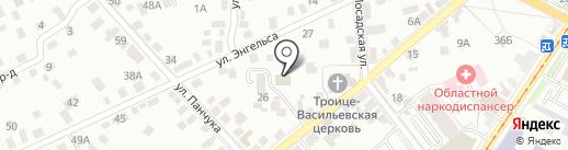 РН-Карт на карте Орла