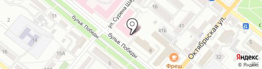 Банкомат, Минбанк, ПАО на карте Орла