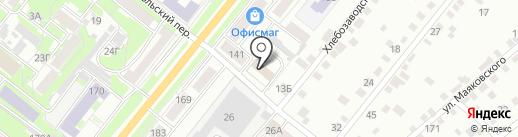 Заводской районный суд на карте Орла