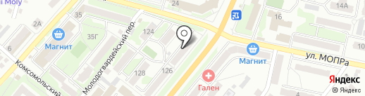 Две Татьяны на карте Орла