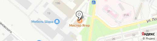 Арарат на карте Орла