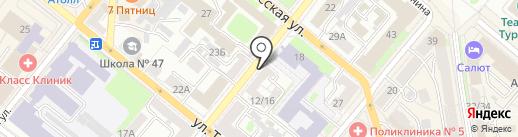 Лунго на карте Орла