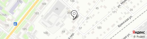 Растр-Сервис на карте Орла
