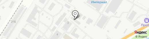 ИнвестОкнаСтрой на карте Орла