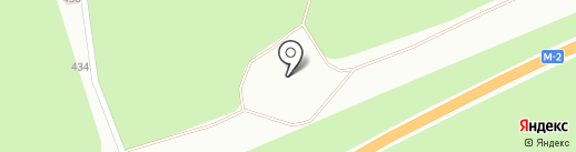 Легион-57 на карте Орла