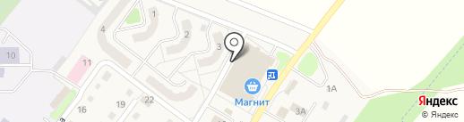 Почтовое отделение на карте Воротынска