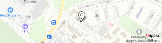 Орловская коллегия адвокатов №5 на карте Орла