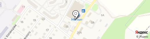 Управление Федеральной службы судебных приставов по Калужской области на карте Воротынска