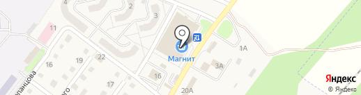 Магазин люстр на карте Воротынска