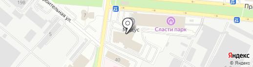 Джи Пи Си Рус на карте Орла