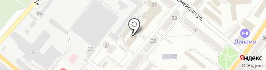 Учебно-методический центр ГО ЧС Орловской области на карте Орла