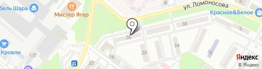 Интим на карте Орла