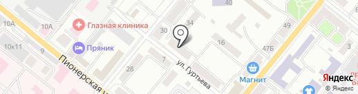 Тур Ком на карте Орла